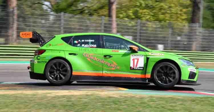 Grandi risultati nel Trofeo Supercup per il Gretaracing Motorsport a Imola