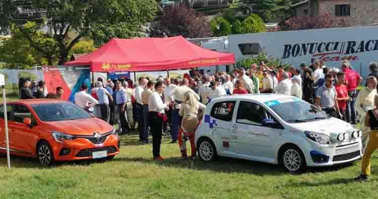 Con 200 verificati la 40ª Coppa del Chianti classico ha acceso i motori