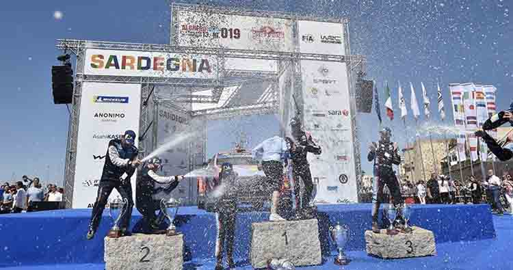La FIA ha ufficializzato il calendario del WRC 2020