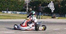 Un siciliano al Mondiale Karting di Lonato