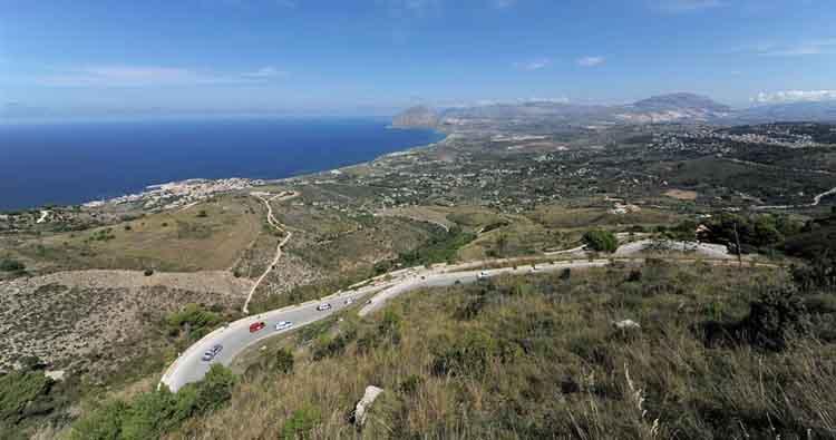 La 61ª Monte Erice è un evento in sinergia col territorio