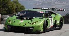 Lucio Peruggini su Lamborghini Huracan vince il gruppo Gt alla 61ª Monte Erice