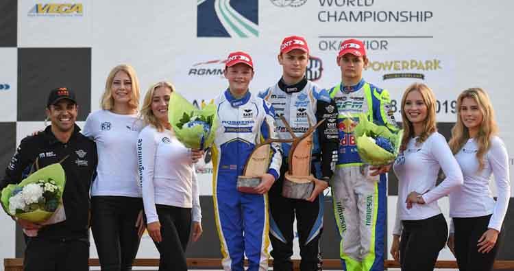Lorenzo Travisanutto è Campione del Mondo FIA Karting