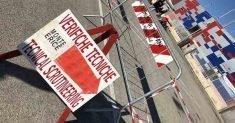 Verifiche in Piazza Vittorio Emanuele per la 61ª Monte Erice