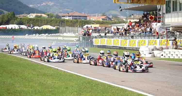A Val Vibrata assegnati i titoli dei Campionati Italiani ACI Karting