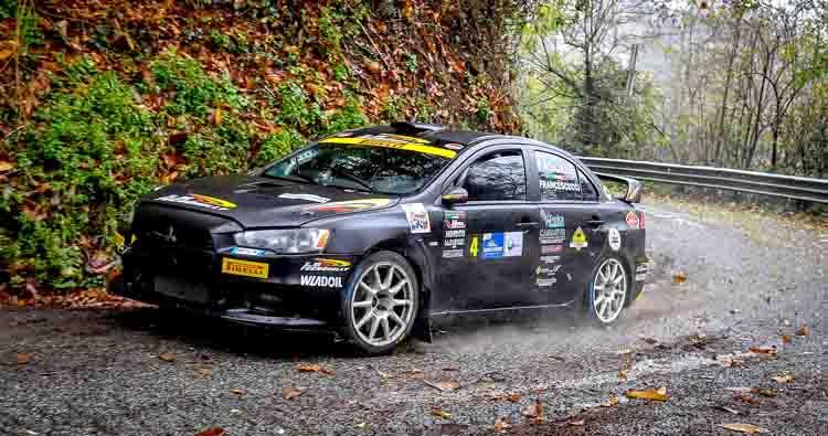 Il Rally della Provincia di Frosinone getta le basi per la seconda edizione