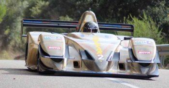 La Porto Cervo Racing vince la coppa scuderia alla 30ª Iglesias-Sant'Angelo
