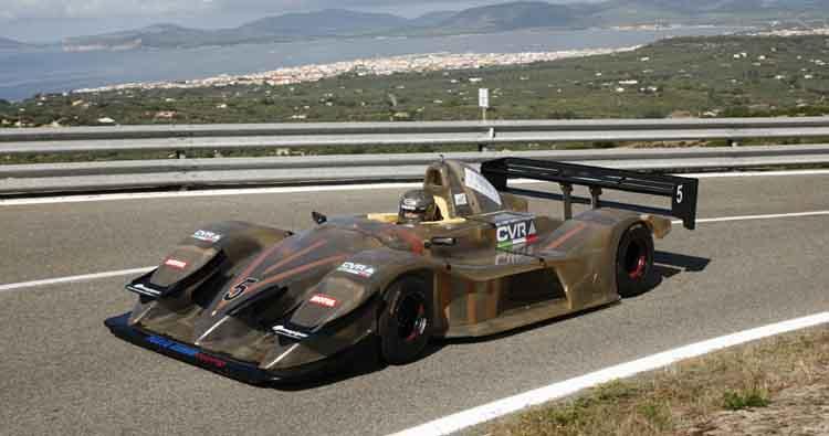Alghero Scala Piccada positiva per la Porto Cervo Racing