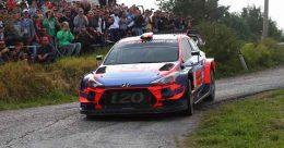 Thierry Neuville, Ken Block, Giuliano Calzolari e Sandro Giacomelli sono i vincitori di Rallylegend2019