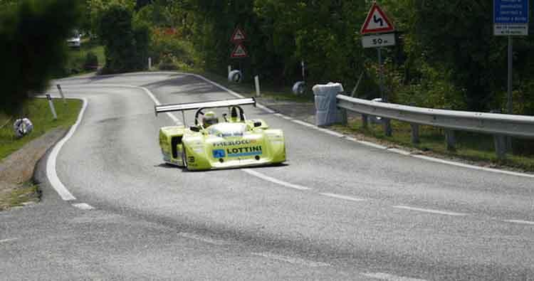 La 2ª Coppa Faro esordisce nel Tricolore Salita Autostoriche