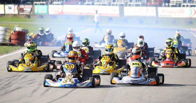 Tutti i campioni della Coppa Italia ACI Karting 2019