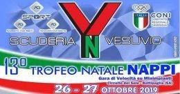 Alle porte il 13º Trofeo Natale Nappi, la grande festa della Scuderia Vesuvio