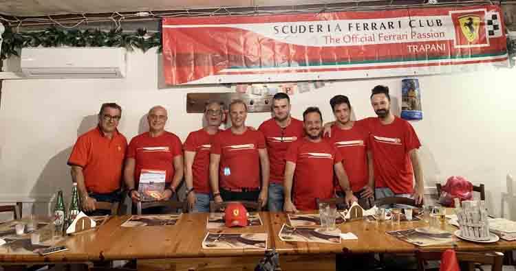 Costituito a Trapani un Club per la rossa di Maranello
