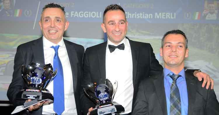 I big del Campionato Europeo della Montagna premiati ieri al Palazzo della Regione a Trento [VIDEO]