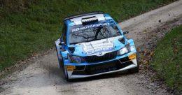Si è concluso con la vittoria di Marchioro-Dall'Olmo il 13° Rally delle Marche