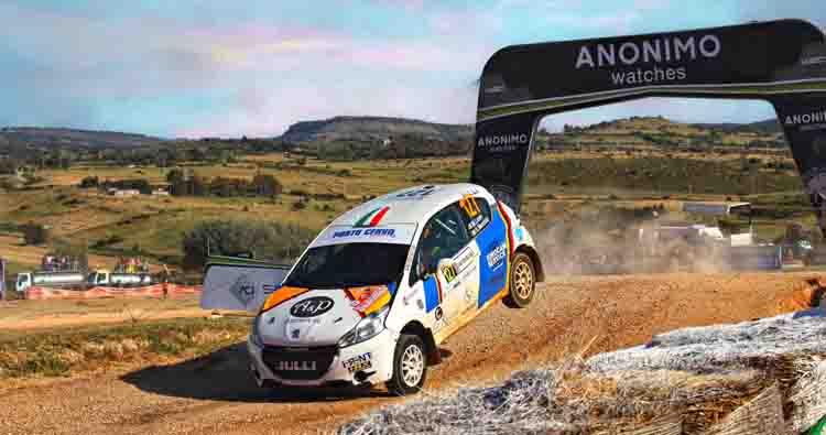La Porto Cervo Racing presente al Rally Tuscan Rewind