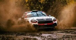 Nucita – Di Caro portano in Sicilia l'Abarth Rally Cup