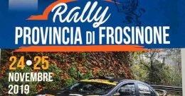 Rinviato il 2° Rally Provincia di Frosinone