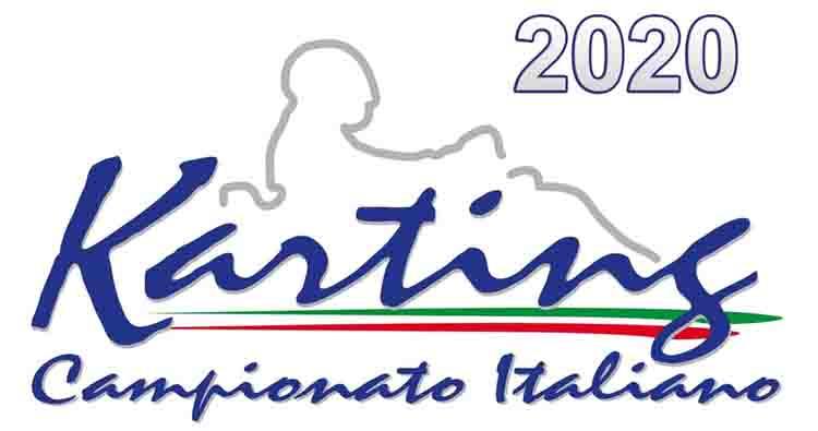Ecco le date e le sedi dei Campionati Italiani ACI Karting 2020