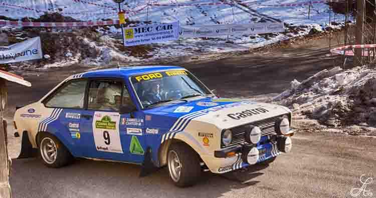 Il 2° Lessinia Rally Historic sarà valido per il Trofeo Rally di Zona