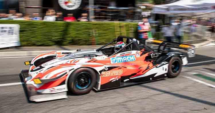 Il Trofeo Vallecamonica festeggia la 50ª edizione con il ritorno nel Campionato Italiano Velocità Montagna 2020