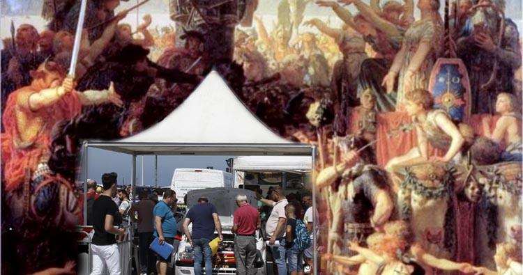 Forche caudine nelle Salite Siciliane 2019