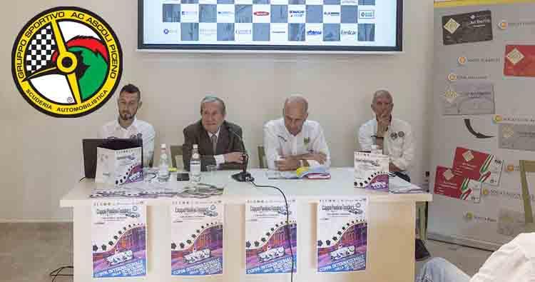 Il Gruppo Sportivo AC Ascoli Piceno a Trento per le premiazioni FIA della montagna