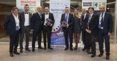 Premiazioni Salita FIA a Trento, con il GSAC Ascoli co-protagonista