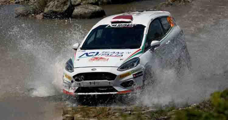 Marco Pollara è Campione Italiano Rally Junior con CST Sport