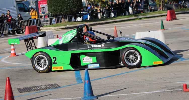 Luca Tilloca su Sport Tag E2Sc1400, domina la seconda edizione del Formula Challenge Riviera del Corallo