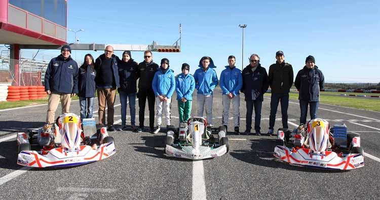 Concluso con ottimi presupposti il primo Stage Valutativo ACI Sport per il Karting