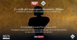 Caschi d'Oro Autosprint e Volanti ACI: domani a Milano le celebrazioni per la stagione 2019