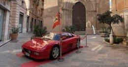 A Trapani il primo ritrovo delle Scuderie Ferrari Club di tutta la Sicilia