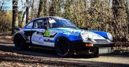 Storico weekend di successi per la Squadra Corse Angelo Caffi al Monza Historic Rally Show 2019