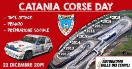 Tutto pronto per la grande festa in pista della Scuderia Catanese con il Catania Corse Day