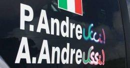 """Paolo Andreucci e Anna Andreussi al via del Rally """"Il Ciocchetto"""""""