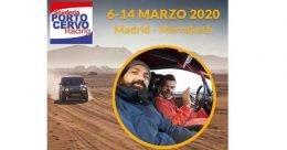 La Porto Cervo Racing al via del Panda Raid con l'equipaggio Musu-Nonnis
