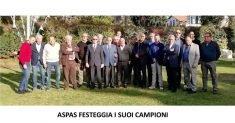 La Scuderia Aspas festeggia i suoi campioni
