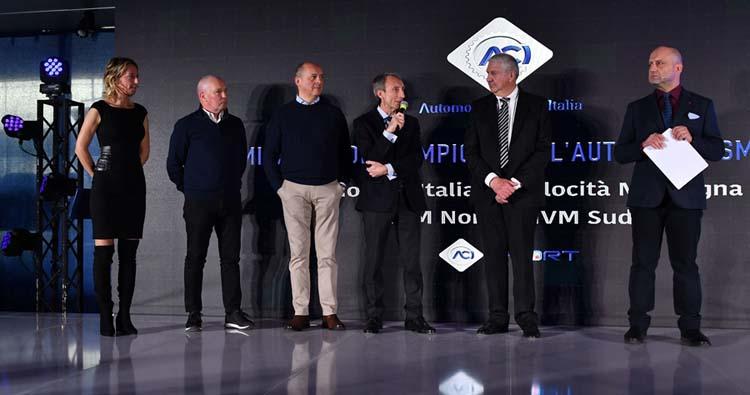Al Monza Eni Circuit presentato il Master Italiano Velocità Montagna