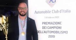 Angelo Marino premiato a Monza