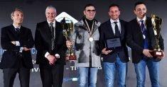 I Big della Montagna protagonisti al Monza Eni Circuit