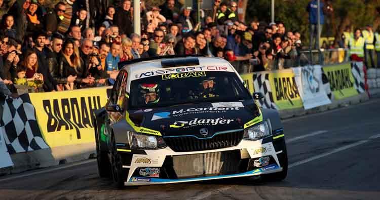 Aprono le iscrizioni al 43° Rally Il ciocco e Valle del Serchio, esordio del Campionato Italiano Rally 2020