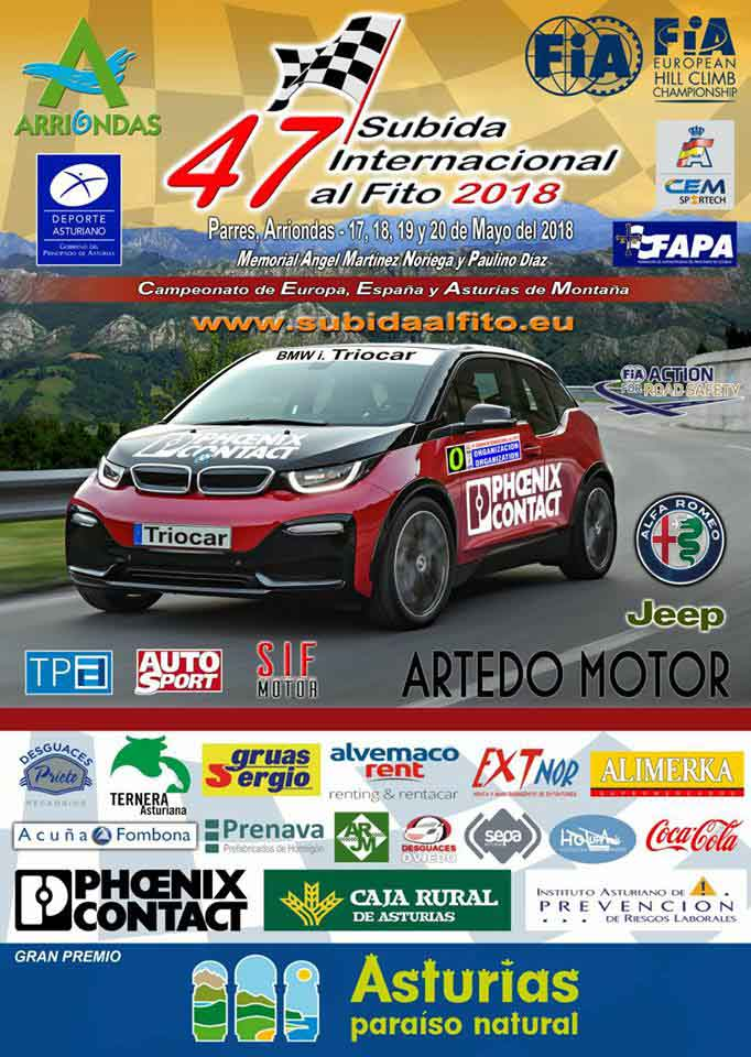 47ª Subida al Fito > Scheda Gara - Cronoscalate.it