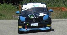AXER è presente nel Campionato Italiano Velocità Montagna e TIVM zona Nord 2019 con una smart elettrica